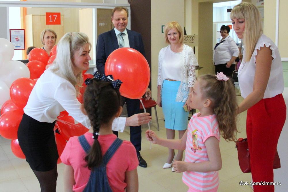 Коломенцы поддержали акцию, приуроченную ко Дню защиты детей