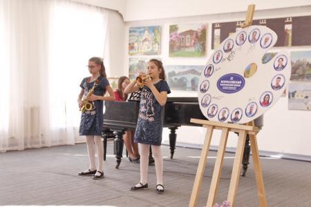 В Доме Озерова открылась выставка по итогам Всероссийского IX Коломенского пленэра