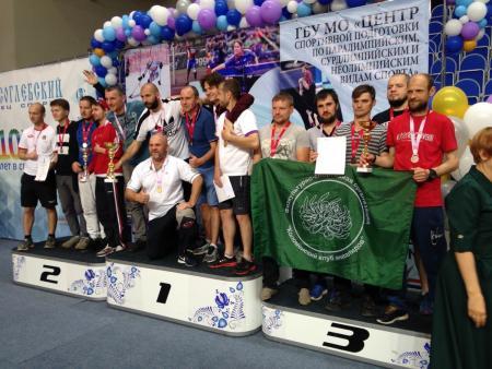 Пять медалей на Спартакиаде инвалидов Московской области завоевали коломенские спортсмены