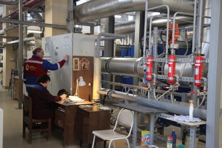 В муниципалитете начался профилактический ремонт котельных в связи с чем идёт отключение горячей воды