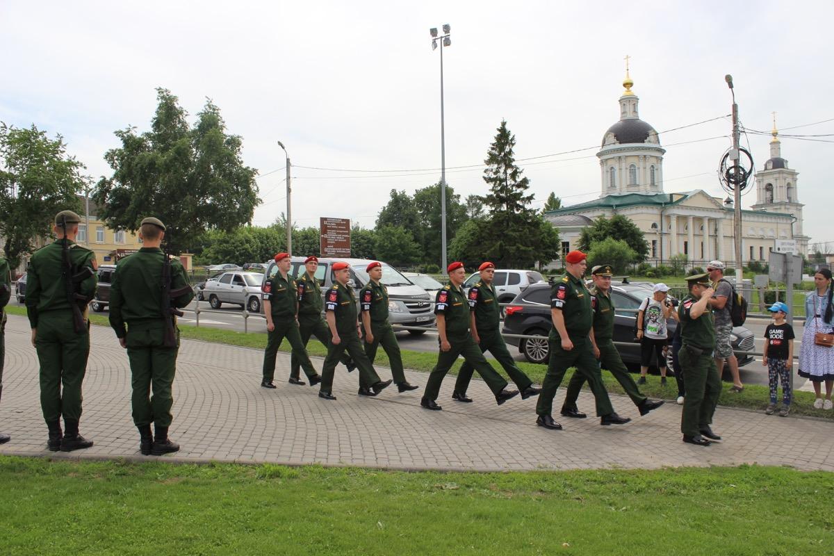 Новости Коломны   Военная комендатура Коломны отметила 10 летний юбилей Фото (Коломна)   iz zhizni kolomnyi