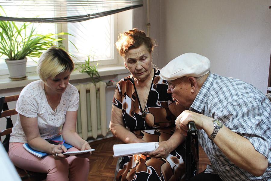 Новости Коломны   Коммунальщики рассказали жителям о проведенных в 2018 году работах Фото (Коломна)   iz zhizni kolomnyi