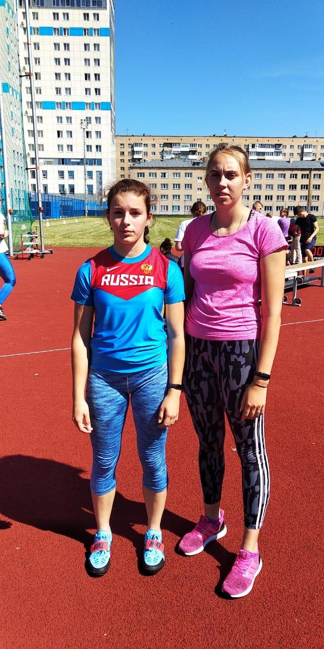 Коломенцы стали стали чемпионами ЦФО по легкой атлетике в отдельных дисциплинах