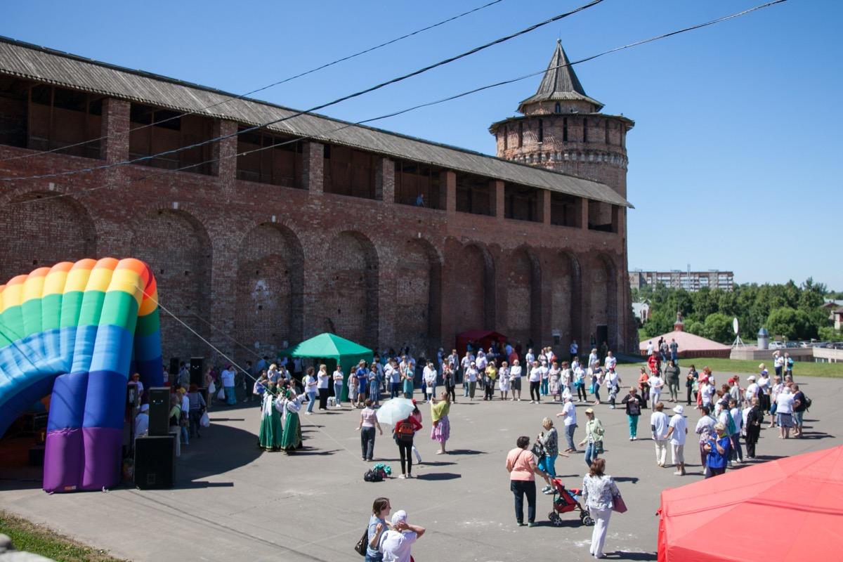 В Коломне прошел фестиваль английского языка для граждан старшего поколения