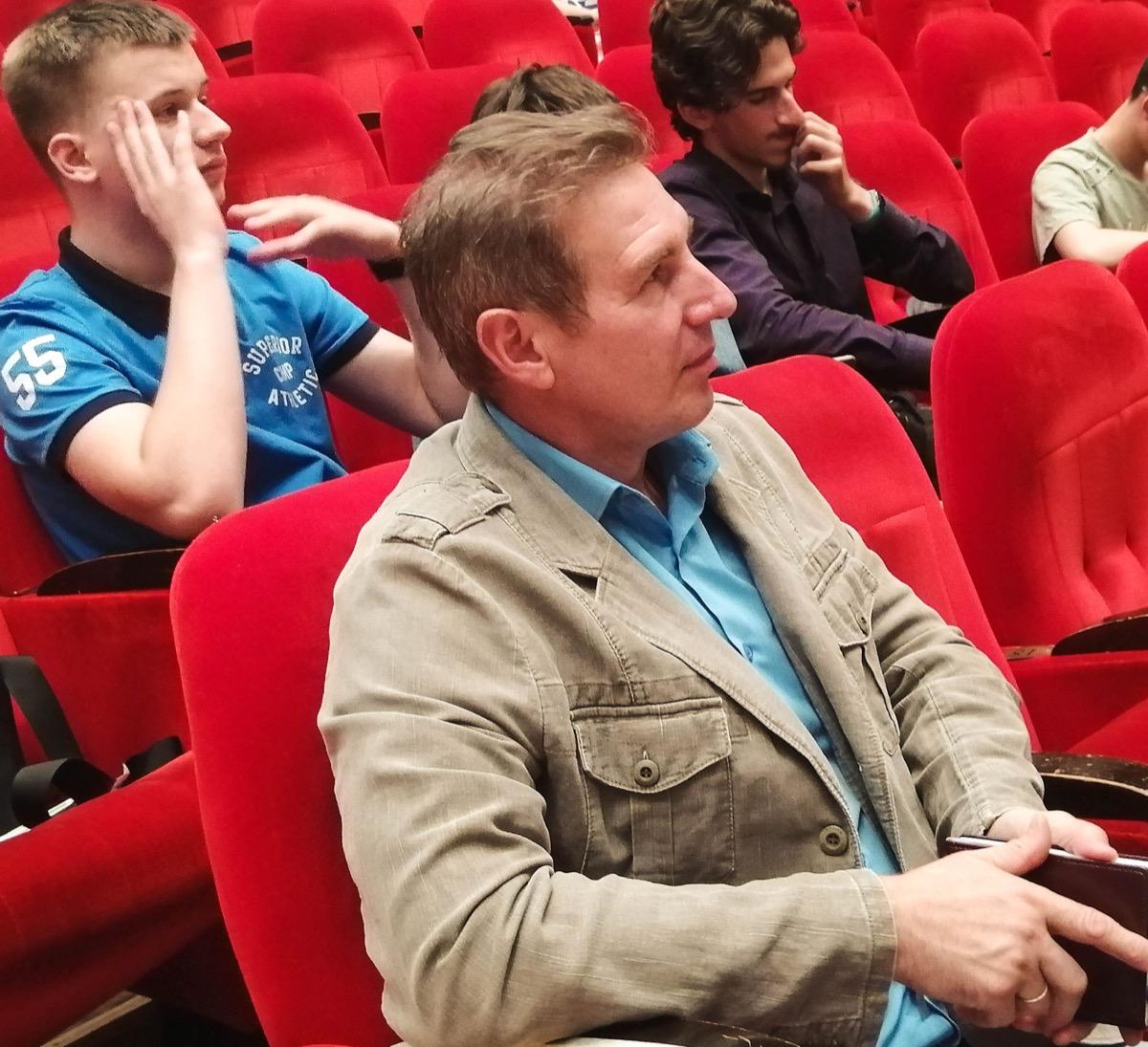 Новости Коломны   КБМ — МГТУ: старт в профессию Фото (Коломна)   iz zhizni kolomnyi