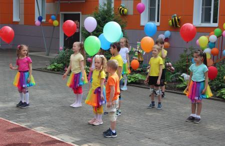 Коломенский детский сад «Рябинка» открыли после капитального ремонта