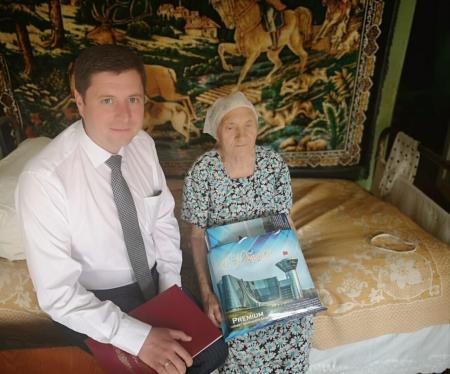 Глава округа поручил оказать помощь ветерану Великой Отечественной войны