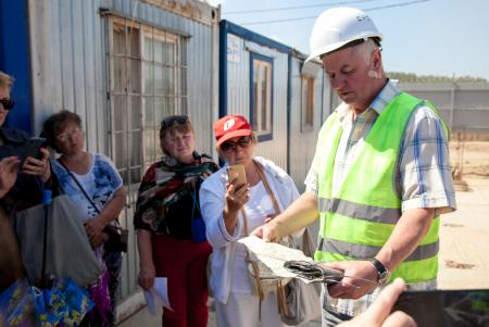 Комплекс по переработке отходов планируют открыть в сентябре
