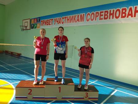 Итоги открытого чемпионата Коломенского г.о. по бадминтону среди мужчин и женщин