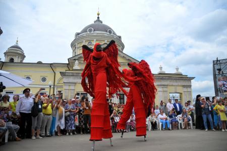 Фестиваль «Шкинь-опера» стал главным событием лета в Коломне