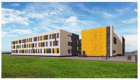Строительство Песковской школы возобновлено