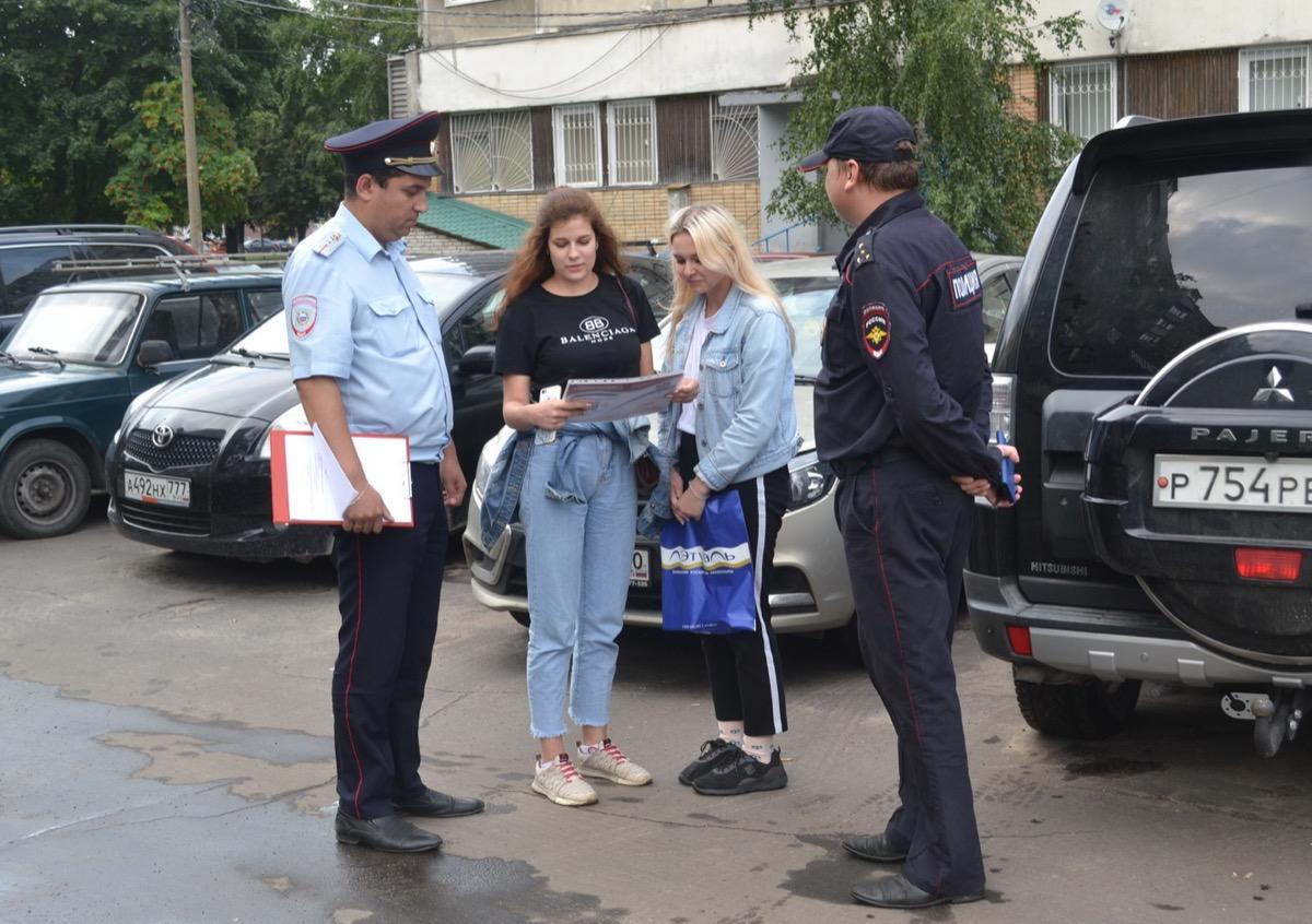 Новости Коломны   В Коломне полицейские провели акцию «Безопасный двор» Фото (Коломна)   iz zhizni kolomnyi