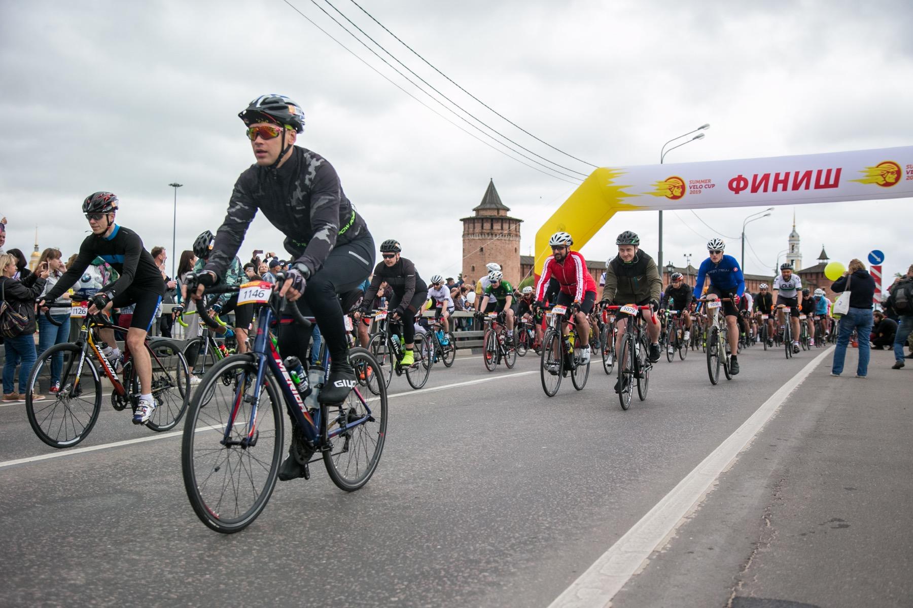 Новости Коломны   Более тысячи участников стартовали на  велофестивале Summer Velo Cup в Коломне Фото (Коломна)   iz zhizni kolomnyi