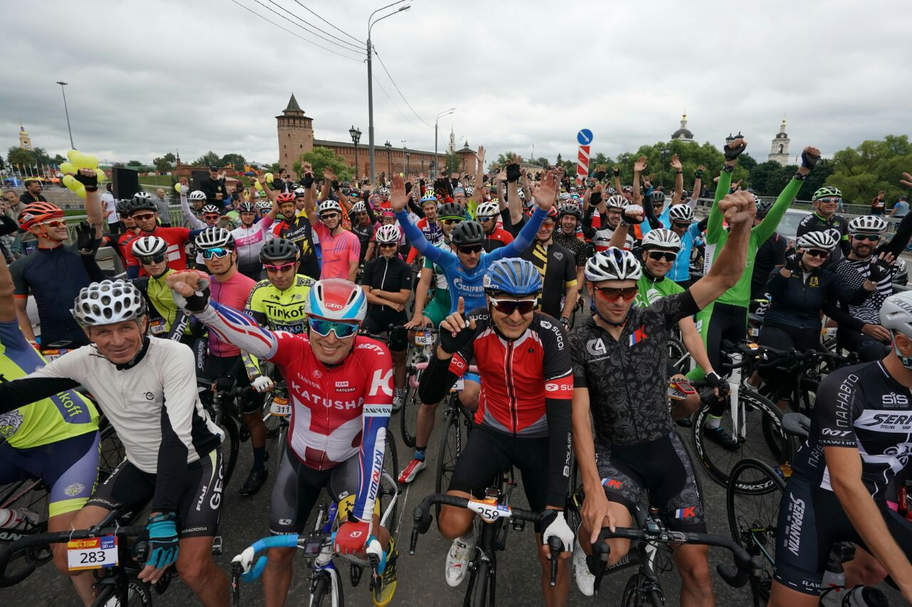 Новости Коломны   Победитель велозаезда на 90 километров получил автомобиль Фото (Коломна)   iz zhizni kolomnyi