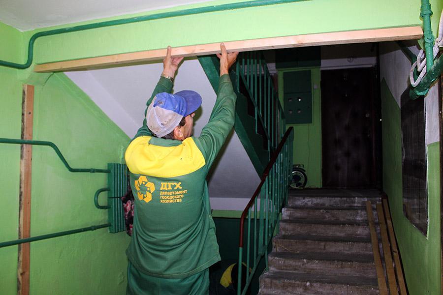 Новости Коломны   190 подъездов отремонтировано в Коломенском городском округе Фото (Коломна)   iz zhizni kolomnyi