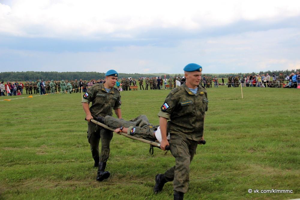 Новости Коломны   Праздник «крылатой пехоты» отметили в Коробчееве Фото (Коломна)   iz zhizni kolomnyi