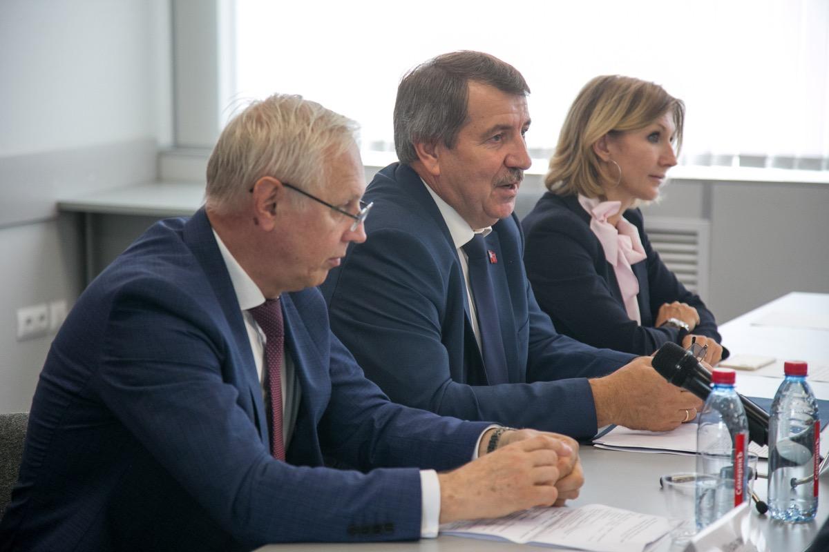 «Летняя школа» для студентов ДНР и ЛНР прошла в Коломне