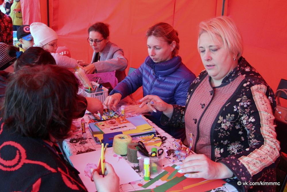 Коломенцы приняли участие в экологической акции «Мангал-Марафон»