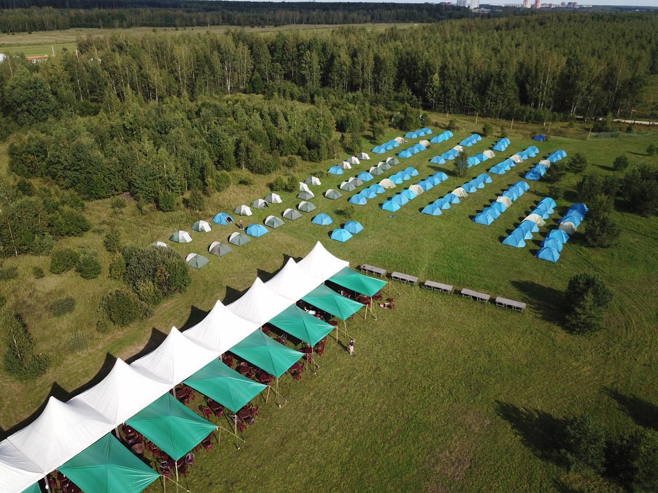 Сборы для участников военно-патриотических организаций Московской области впервые пройдут в Подмосковье в полевых условиях