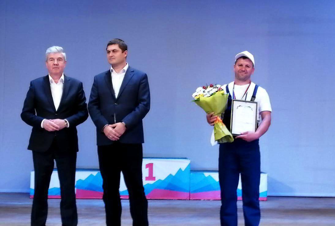 Фермер из Коломны занял второе место во Всероссийском конкурсе дояров