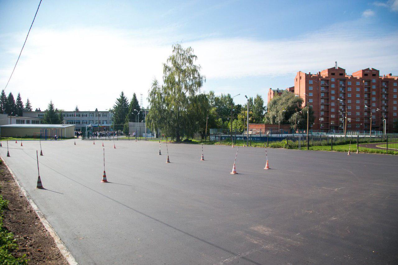 Благодаря губернаторской программе «Путевка в жизнь» в коломенской школе восстановили автодром