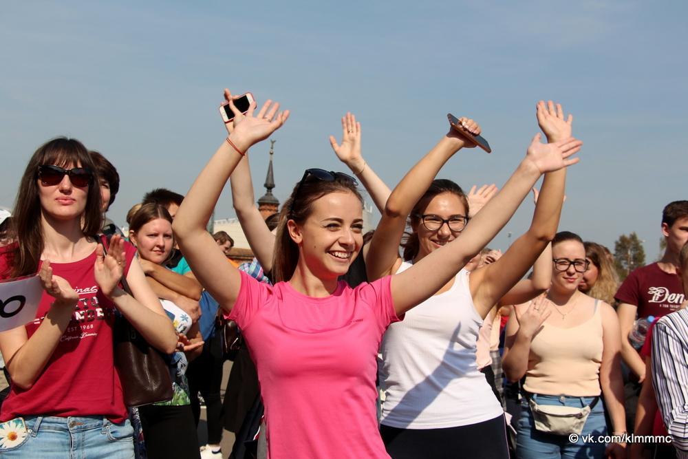 Новости Коломны   Более 500 коломенцев стали участниками фестиваля «Сохрани свое здоровье» Фото (Коломна)   iz zhizni kolomnyi