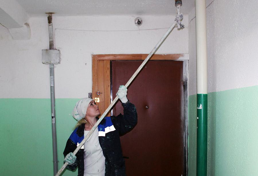 Новости Коломны   Более 200 подъездов отремонтировано в Коломенском городском округе с начала года Фото (Коломна)   iz zhizni kolomnyi