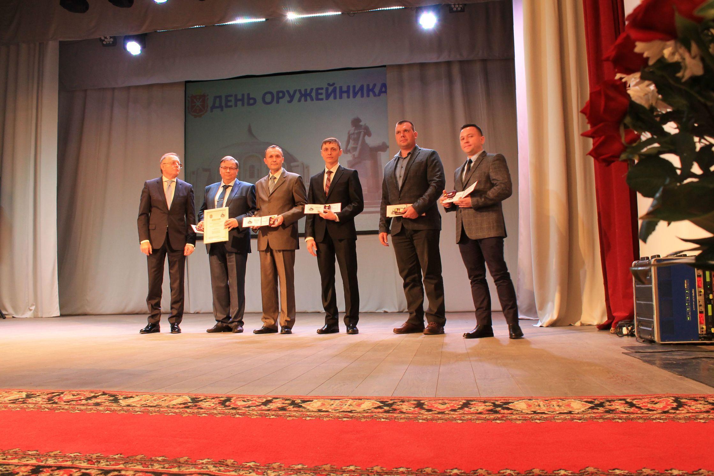 Коллектив разработчиков КБМ получил премию им. С. И. Мосина