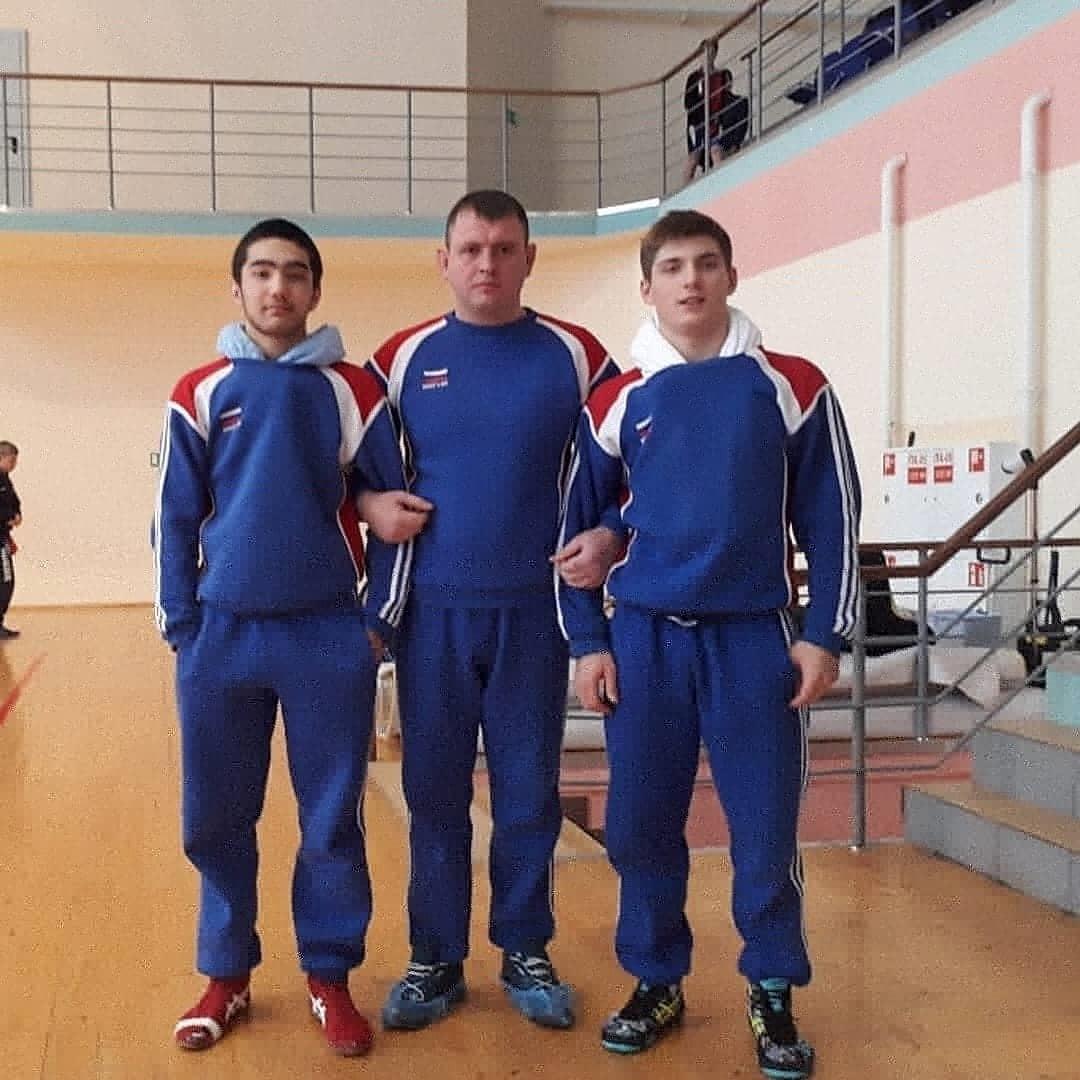 Коломенский спортсмен вошел в состав юношеской сборной России по греко-римской борьбе