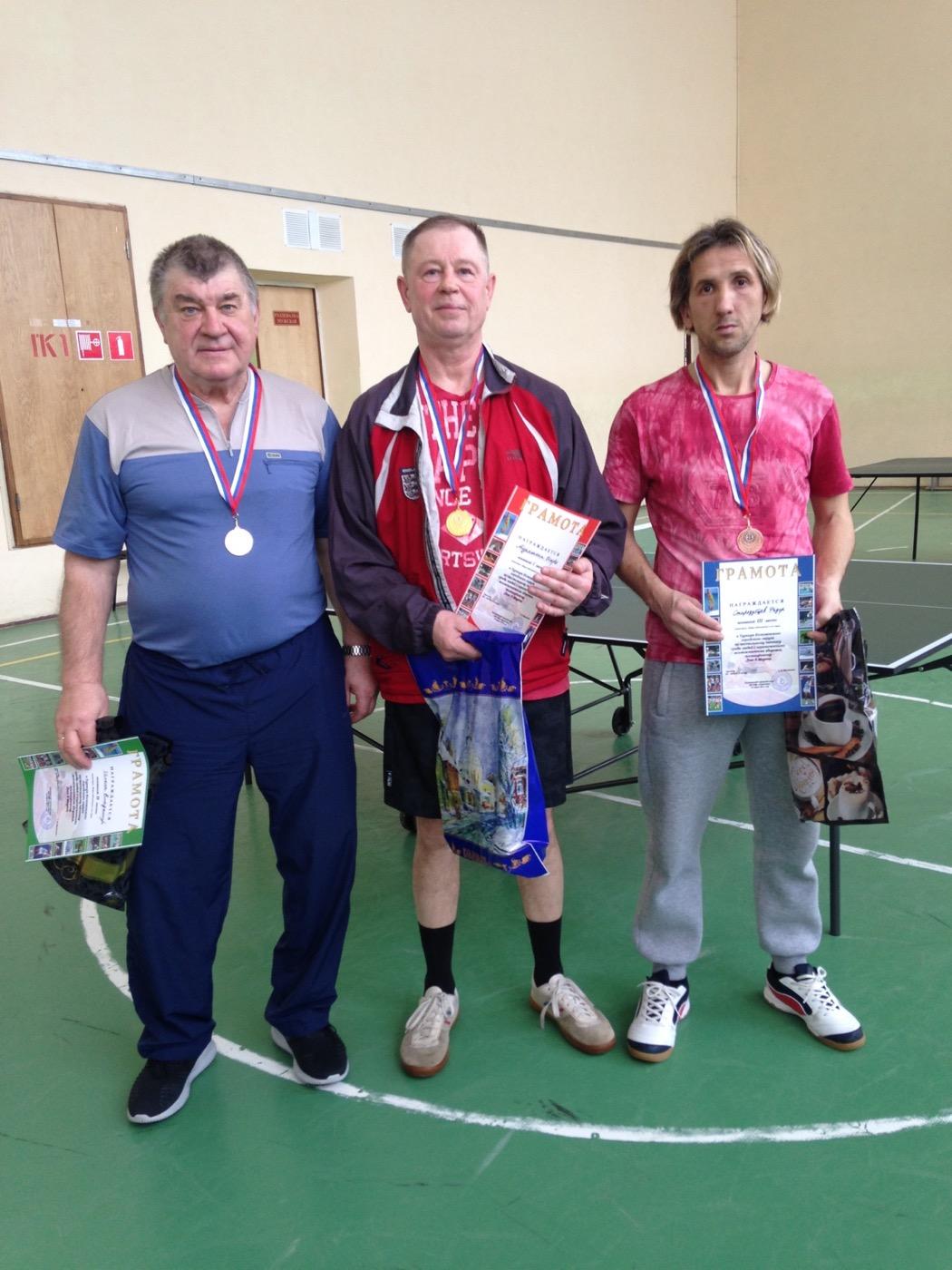 В Черкизово прошел Турнир Коломенского городского округа по настольному теннису
