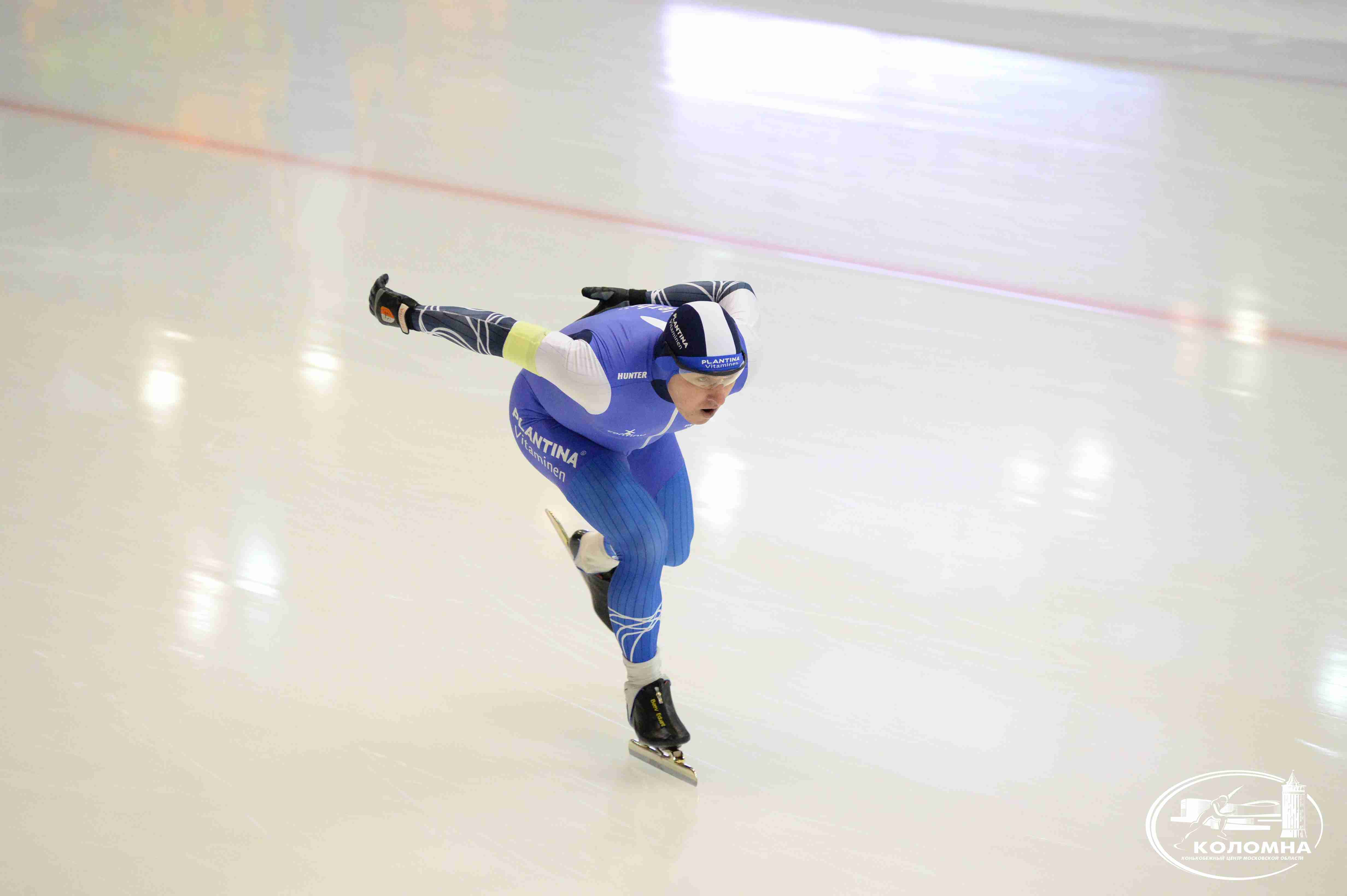 На коломенском льду прошли 9-е всероссийские соревнования
