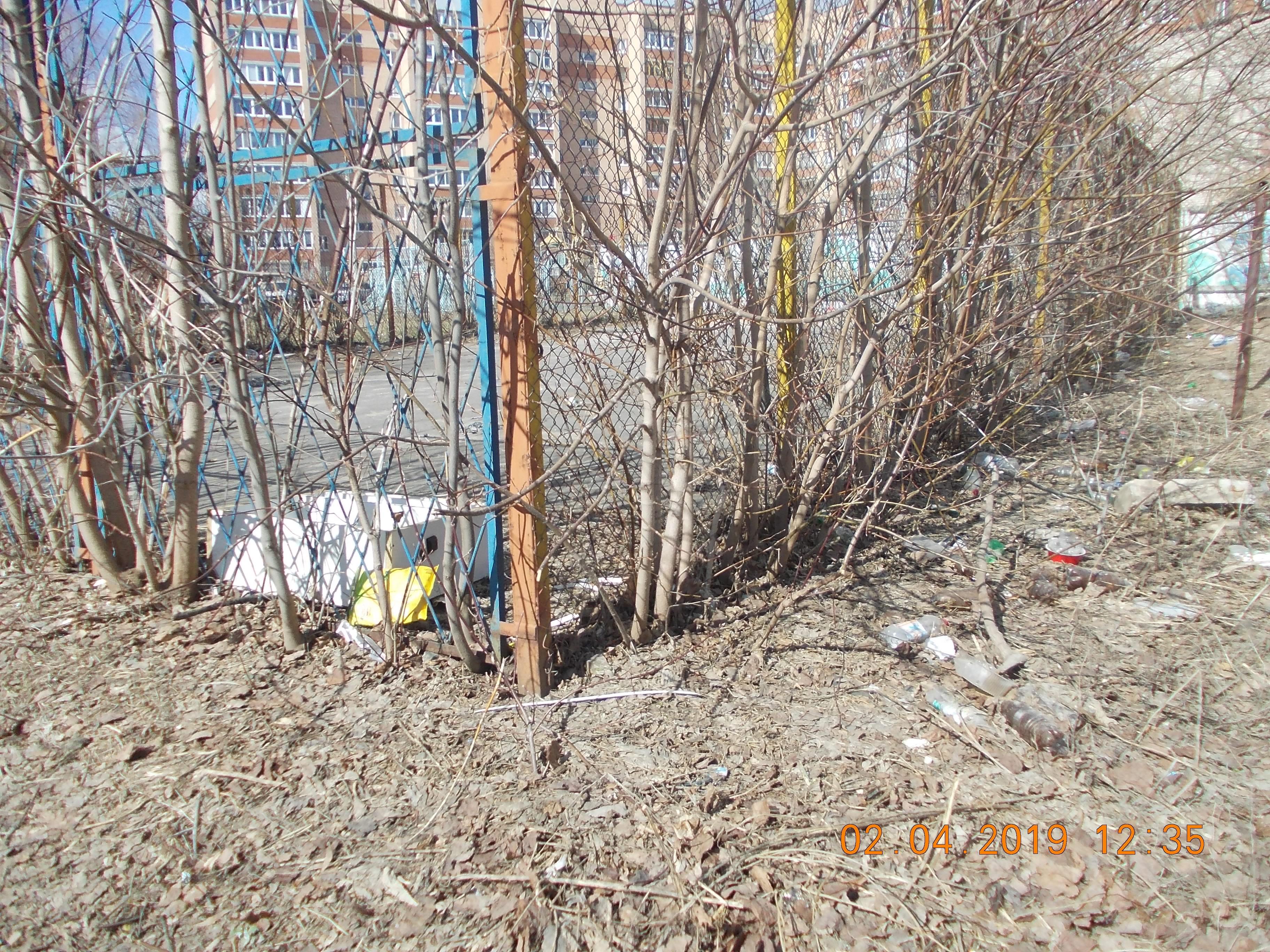 За неделю в Коломенском городском округе устранено более 20 нарушений