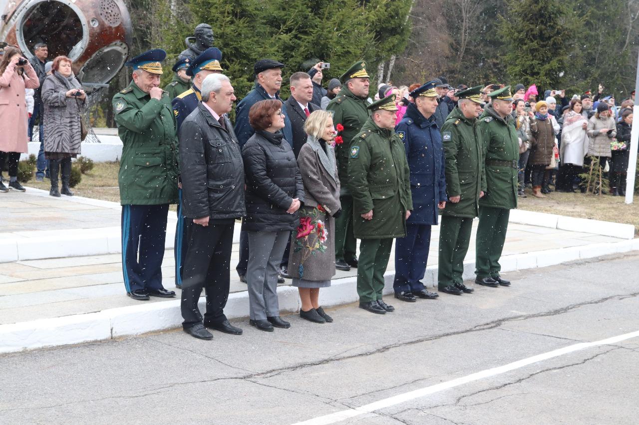 Мероприятия по случаю Дня космонавтики проходят в Московской области