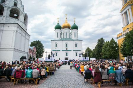 На фестивале «Русская опера у стен монастыря» показали спектакль «Мазепа»