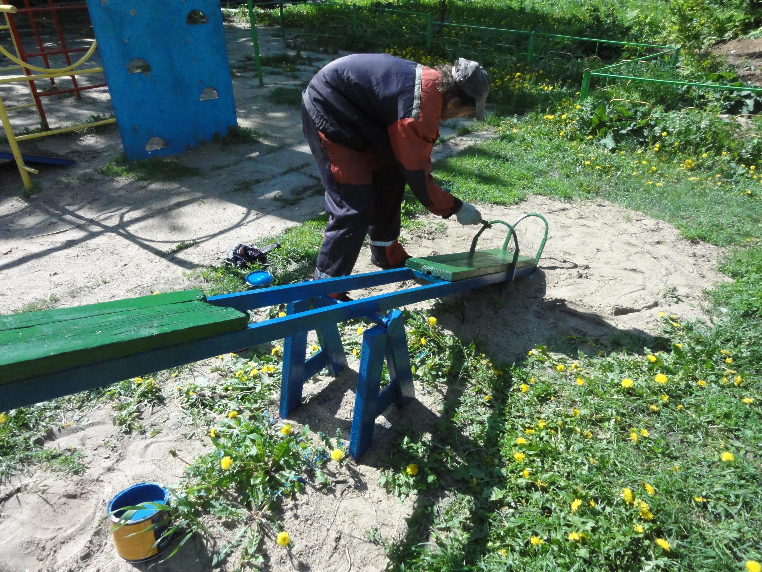 Баженов: За неделю благодаря Госадмтехнадзору устранены нарушения на детских площадках в 13 муниципалитетах Подмосковья