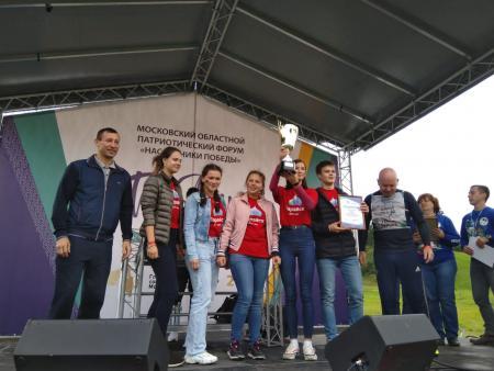 Активная молодежь Московской области определила самых выносливых в Гонке Героев и самых эрудированных в интеллектуальной игре РИСК