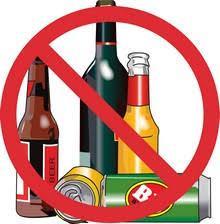 О вреде употребления алкогольных напитков