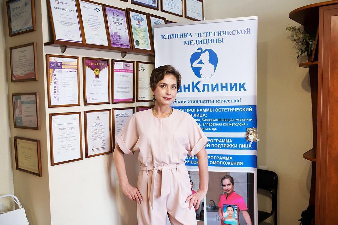 Врач высшей категории Наталья Зур представит Коломну на финале конкурса «Леди-Бизнес Подмосковье 2019»