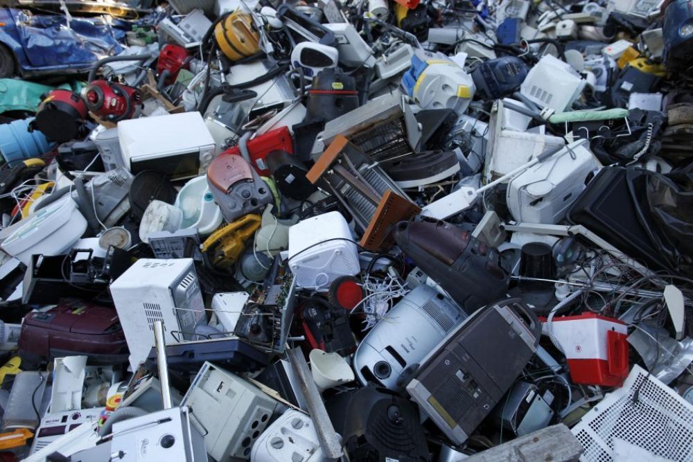 324 тонны ненужной электронной и бытовой техники собрано на утилизацию в Подмосковье за восемь месяцев