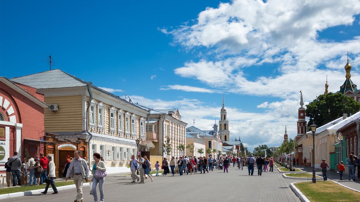 Туристический поток в Коломну растет
