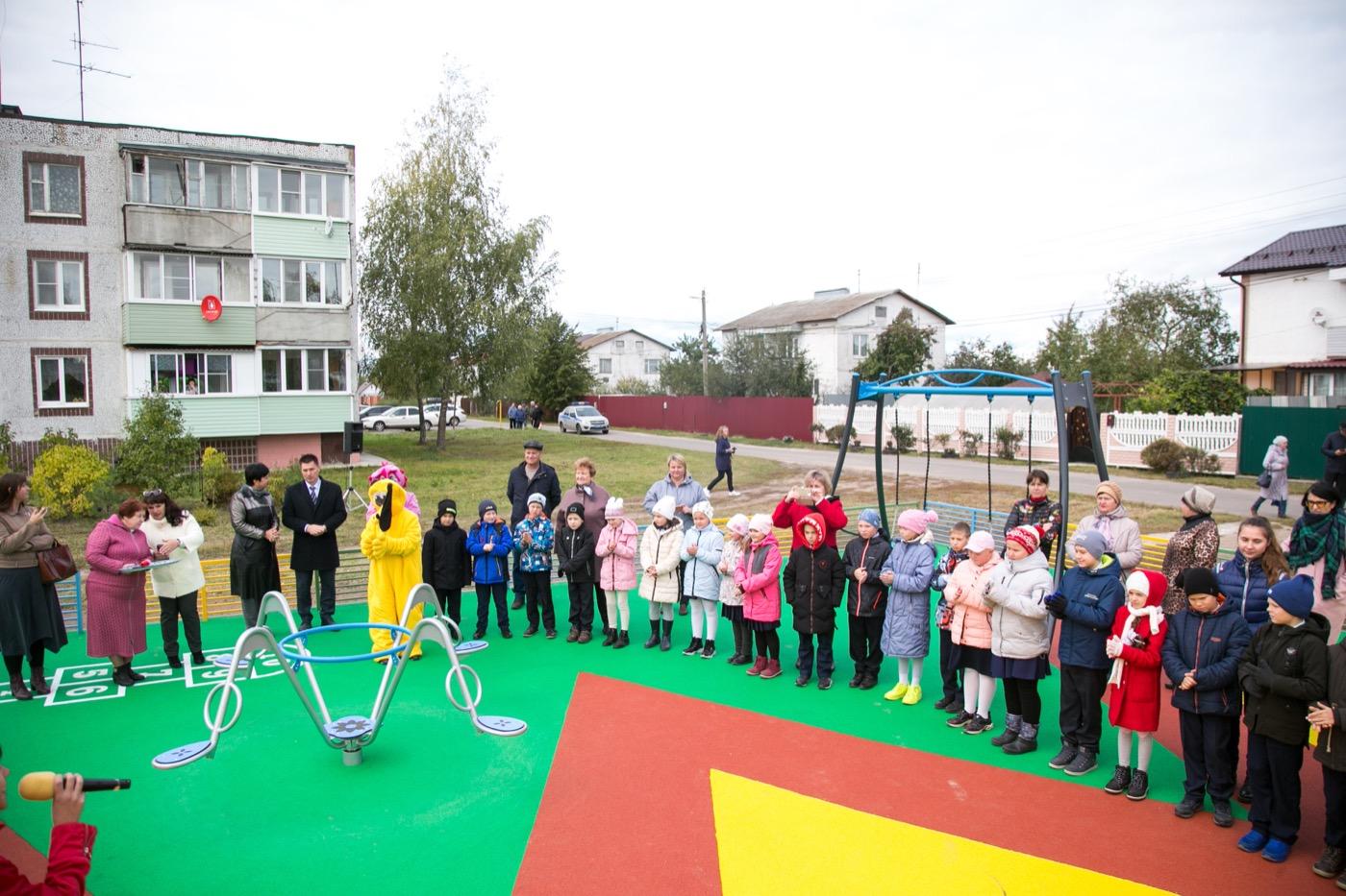 Новости Коломны   Две губернаторские площадки открыли в Коломне Фото (Коломна)   iz zhizni kolomnyi