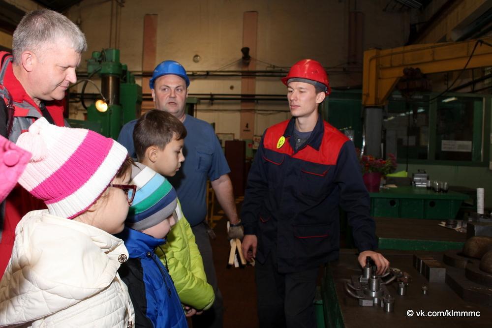 На Коломенском заводе прошел День открытых дверей и конкурс «Лучший по профессии»