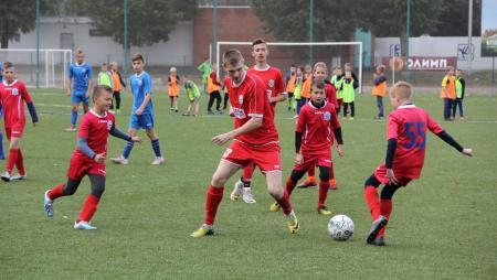 В Коломне сыграли в футбол 113 футболистов