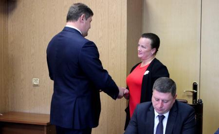 Глава округа наградил коломенцев, показавших высокие результаты в трудовой деятельности
