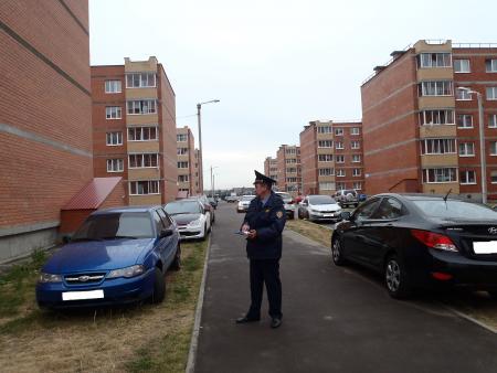 Баженов: В 28 муниципалитетах Подмосковья за неделю Госадмтехнадзором устранены нарушения по парковке на газонах
