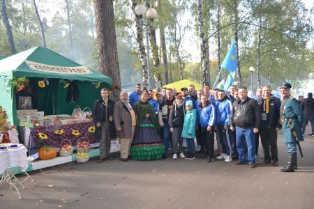 Коломенские полицейские приняли участие в областном празднике МВД