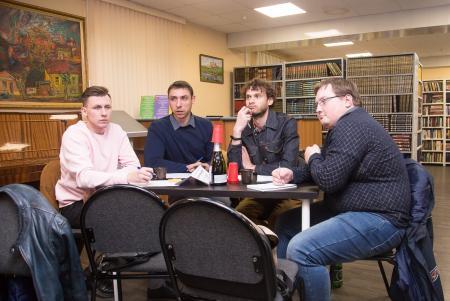 Коломенская библиотека ищет новые форматы интеллектуального досуга