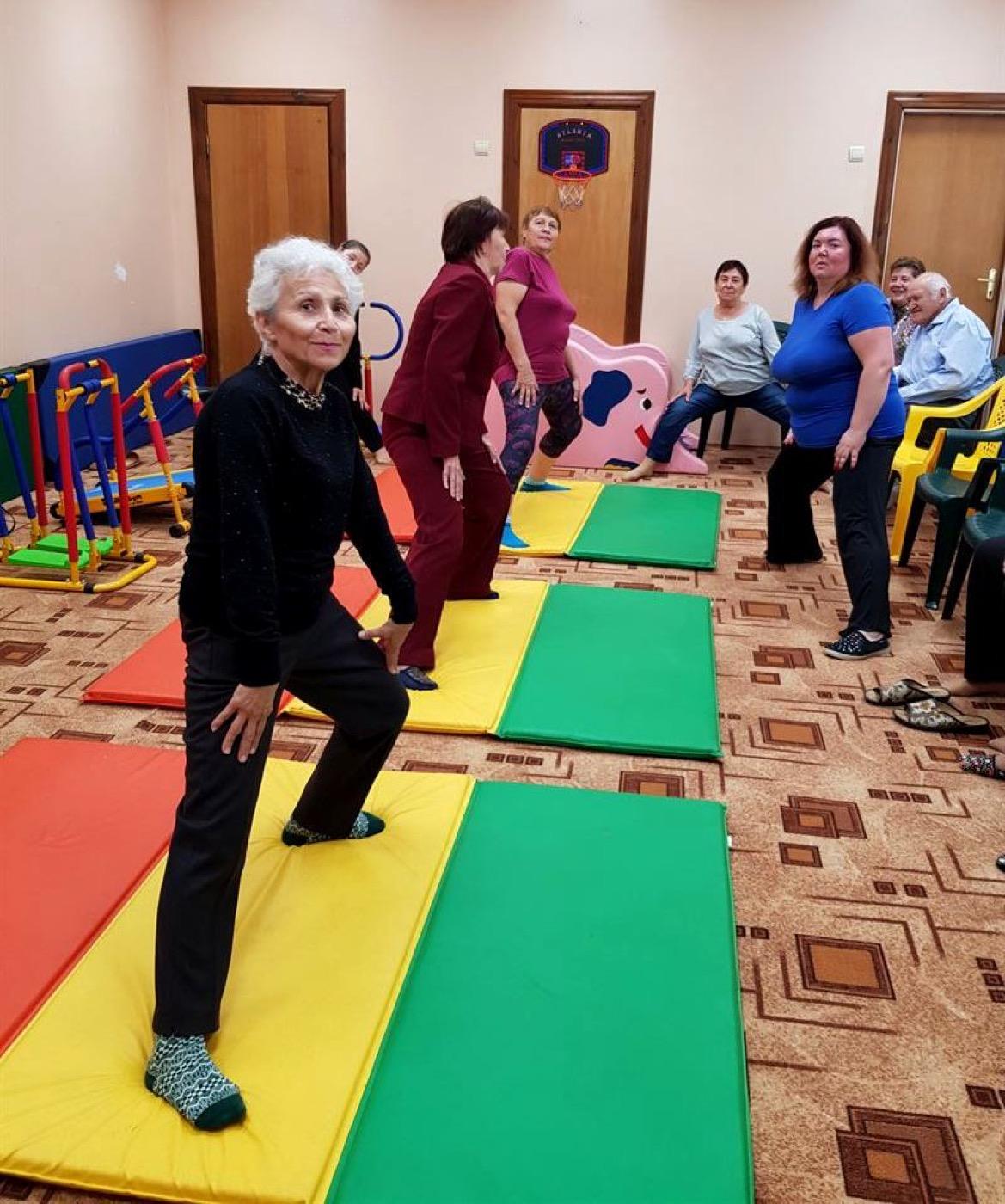 Программа «Активное долголетие» успешно реализуется в Коломне более четырех месяцев