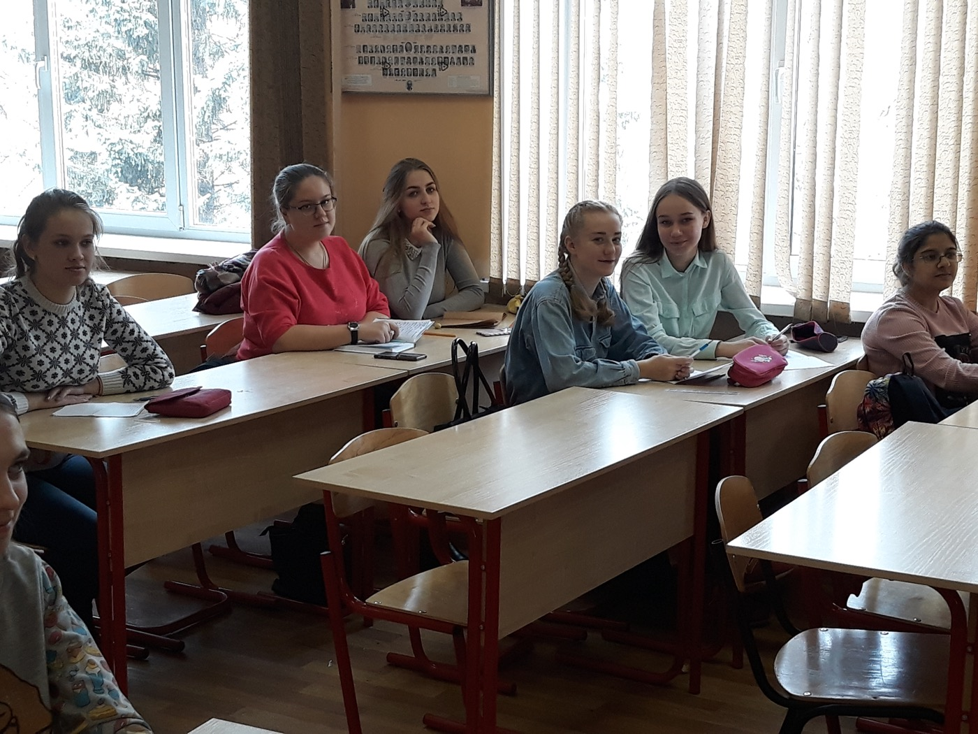 Начались занятия в педагогической студии ГСГУ «Я в мире детей»