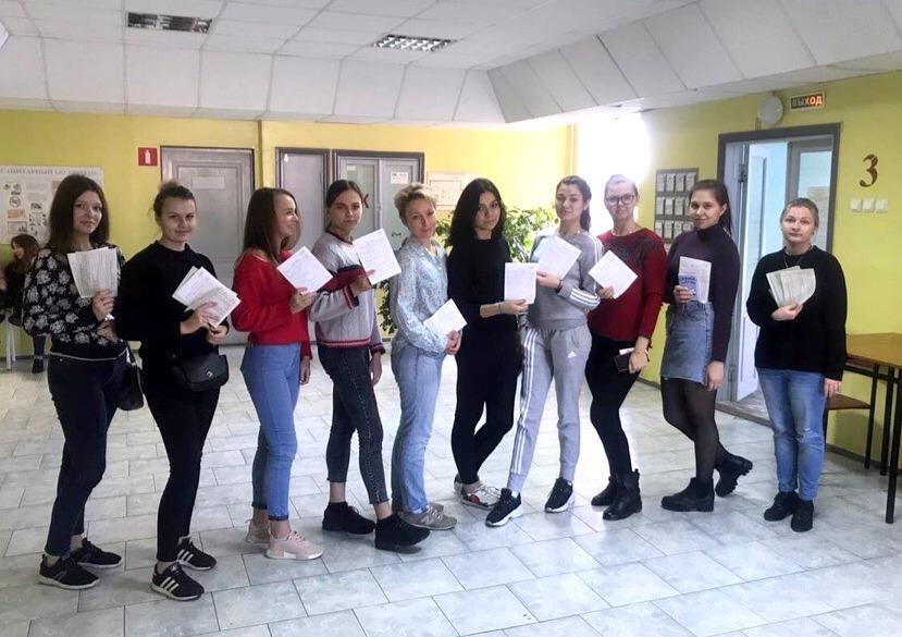 Новости Коломны   16 литров крови сдали студенты медколледжа для больниц Коломны Фото (Коломна)   iz zhizni kolomnyi